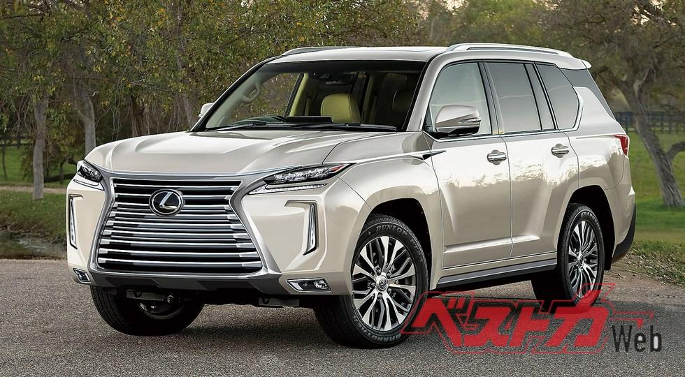 Новые Toyota Land Cruiser и Lexus LX: без V8, но с гибридной установкой