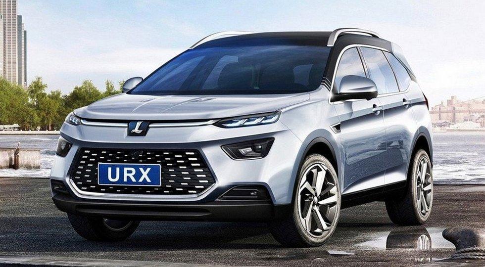 Luxgen URX – новый кроссовер марки, которая провалилась и в РФ, и на своем главном рынке