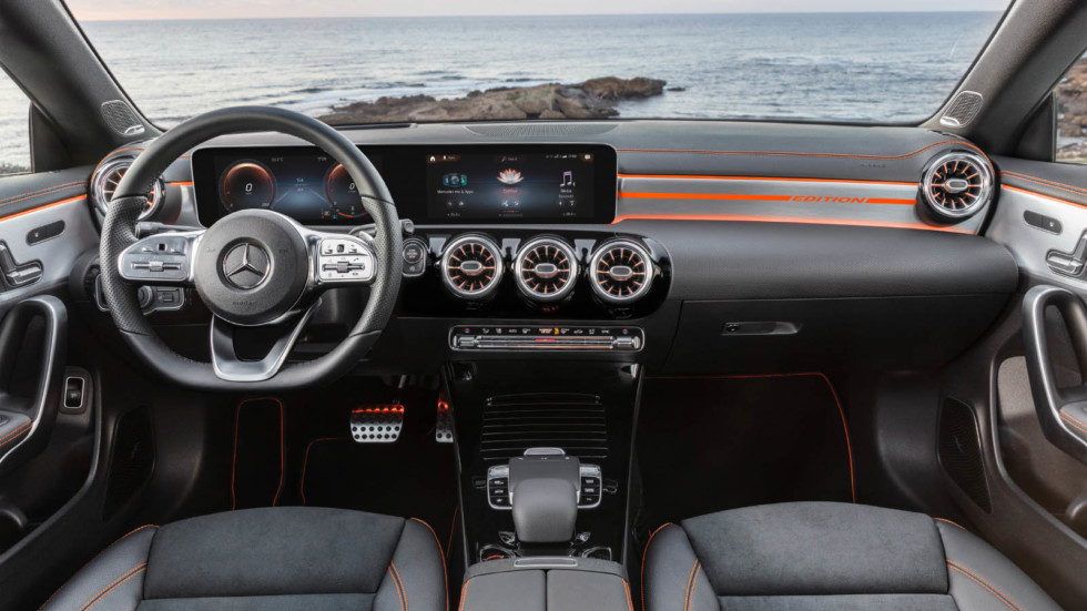 "Mercedes-Benz CLA 250 AMG Line ""Edition Orange Art"" [Worldwide] (C118) '2019"