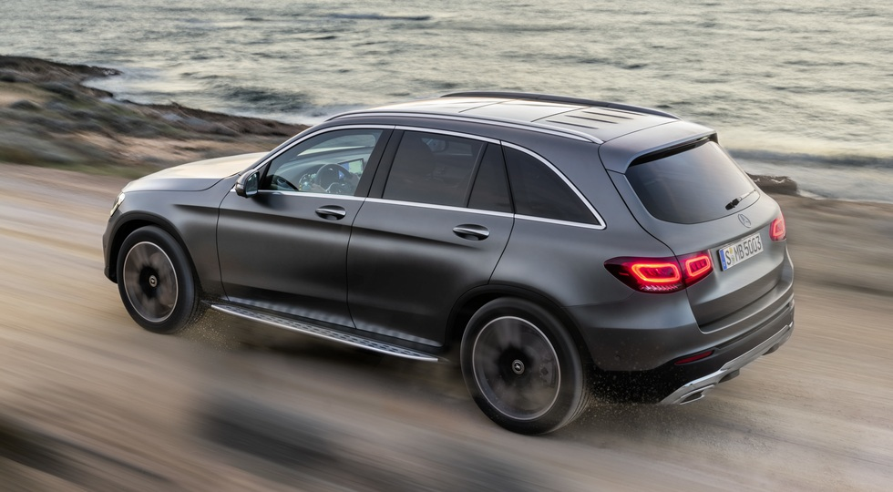 Der neue Mercedes-Benz GLC The new Mercedes-Benz GLC