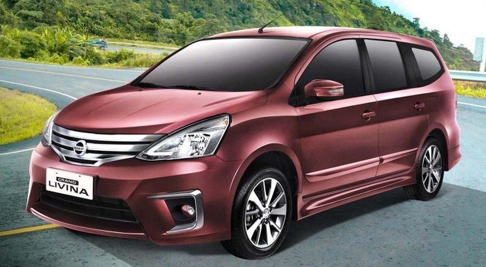 Компактвэн Mitsubishi Xpander стал донором для новой модели Nissan