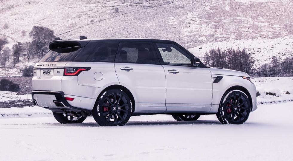 Особый Range Rover Sport первым получил рядную «шестерку» Ingenium с электронаддувом