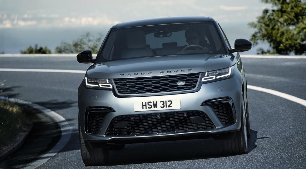 Range Rover Velar с первым V8 в линейке: 4,5 секунды до «сотни» и только год в продаже