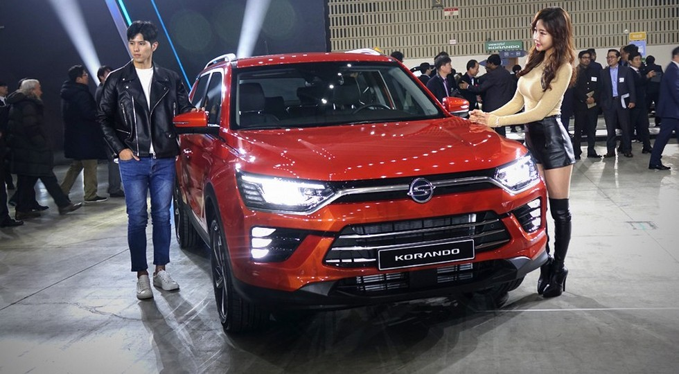 SsangYong Actyon-2020 для Европы: новый бензиновый турбомотор и электроверсия