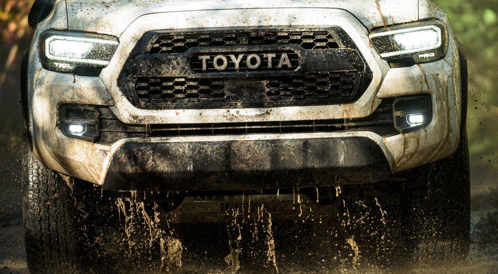 Пикап Toyota Tacoma-2020: без нового