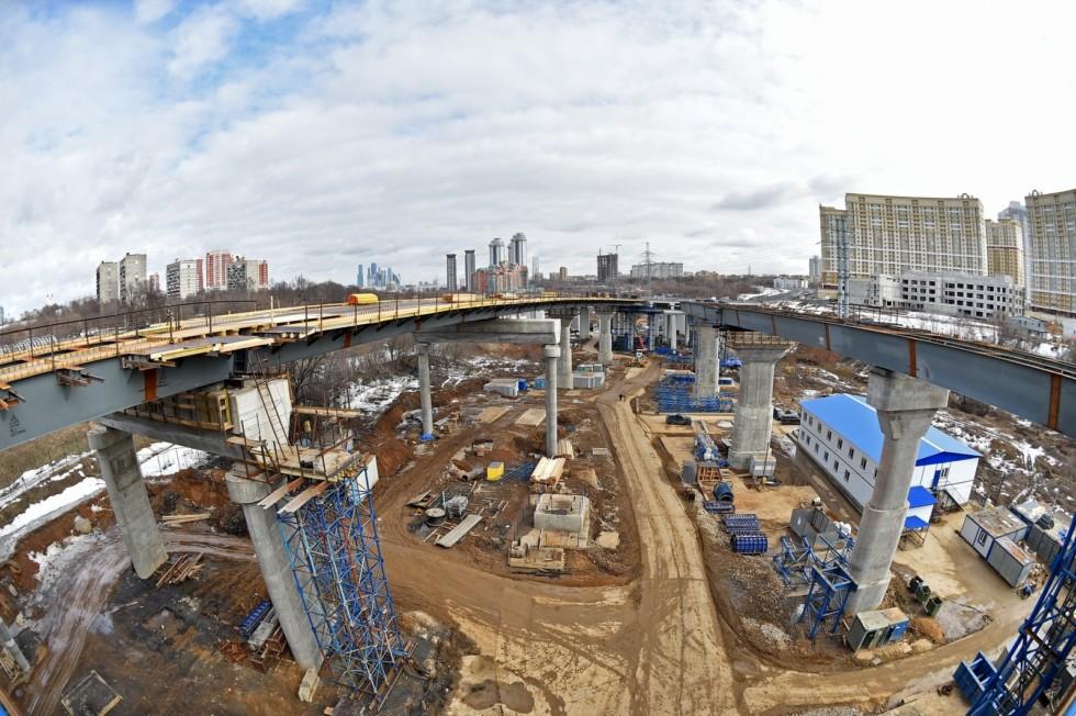 Замыкая хорды: в Москве появится новое автодорожное кольцо за 630 млрд рублей