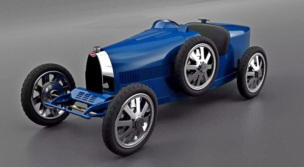 Bugatti выпустила электромобиль за 30 тысяч евро. Как тебе такое, Илон Маск?