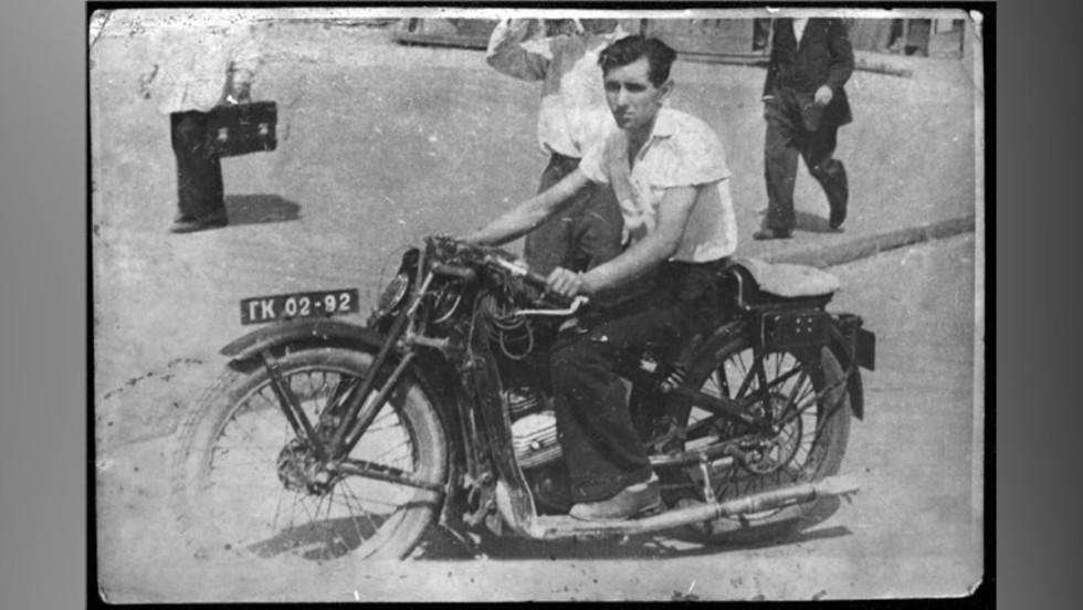 1936-мотоцикл