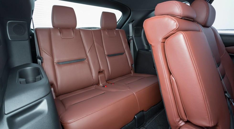 Совсем другой полюс: тест-драйв обновлённого кроссовера Mazda CX-9