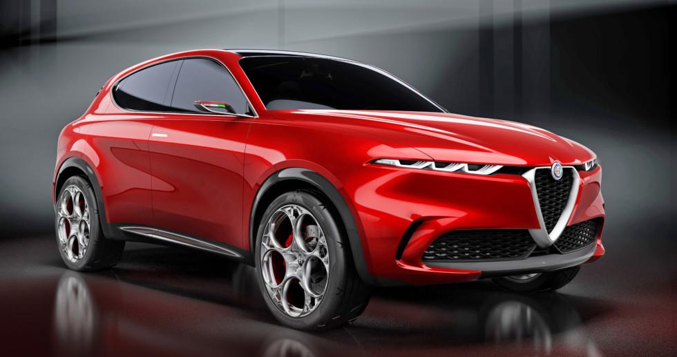 Гибридный компактный кроссовер Alfa Romeo Tonale стал звездой недавнего Женевского автосалона, но когда он станет серийным, неизвестно.
