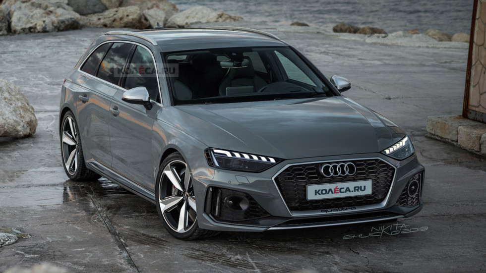 Audi RS 4 front1