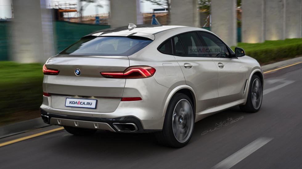 BMW X6 new rear2
