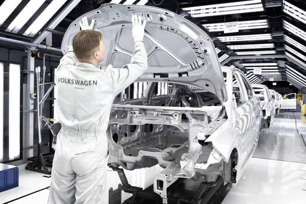 VW хочет делать в Калуге турбомоторы и удвоить выпуск атмосферников