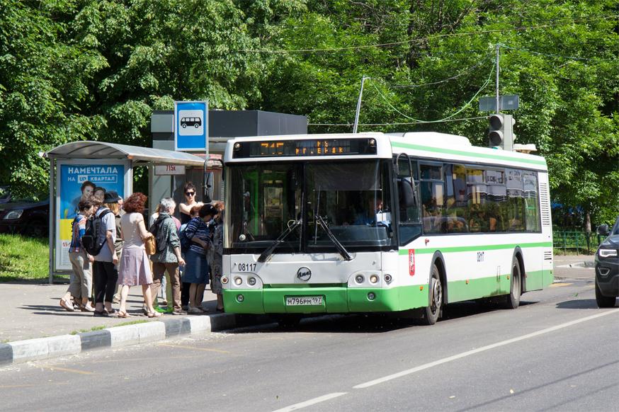 Автобусы в РФ могут оборудовать трёхточечными ремнями безопасности