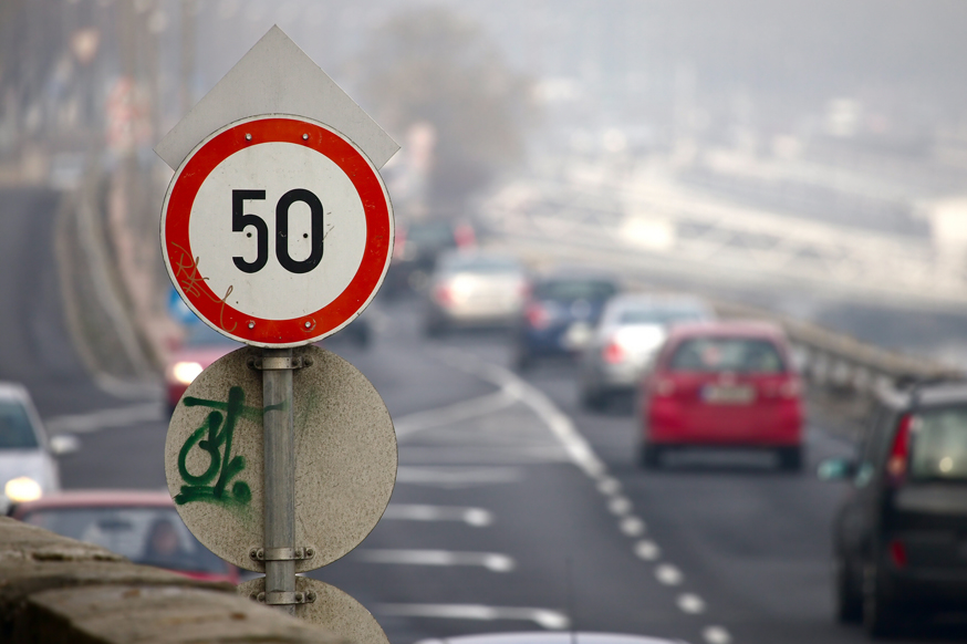 Штраф за превышение скорости на 10 км/ч может вернуться в 2020 году