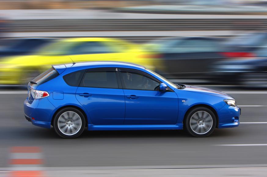 Предложения о штрафе за превышение скорости на 10-20 км/ч доработают