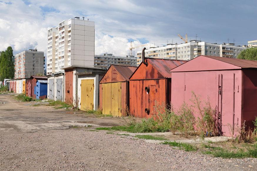 Гаражный вопрос: в РФ введут упрощённый порядок оформления в собственность места для авто