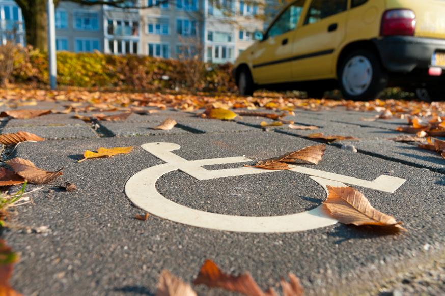 Инвалиды смогут пользоваться спецпарковками в любом регионе РФ без бумажных справок