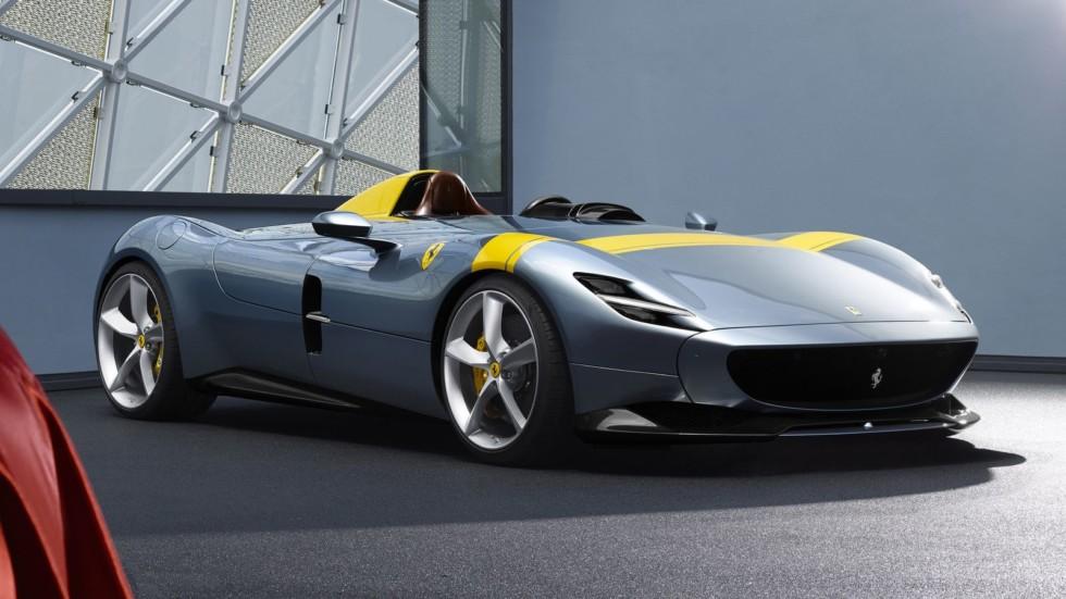 Молитесь, братцы: Ferrari хочет возродить F40 и другие культовые модели
