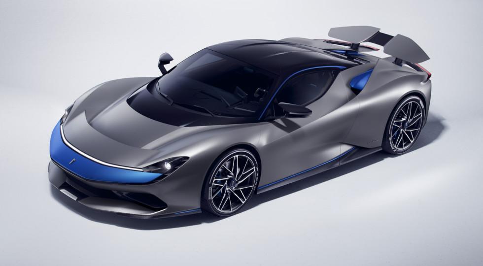 10 самых крутых спорткаров Женевского автосалона 2019