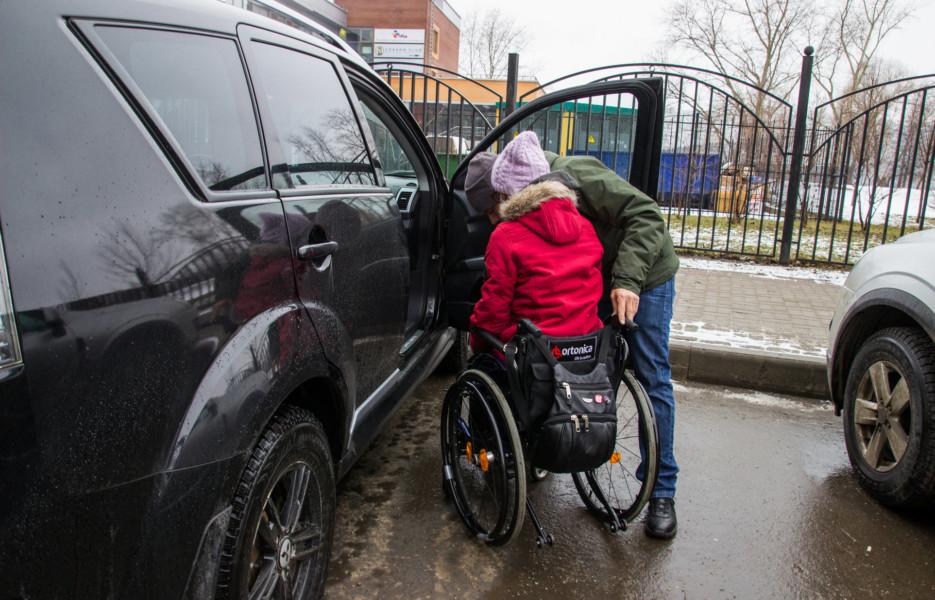 Автоволонтеры Москвы