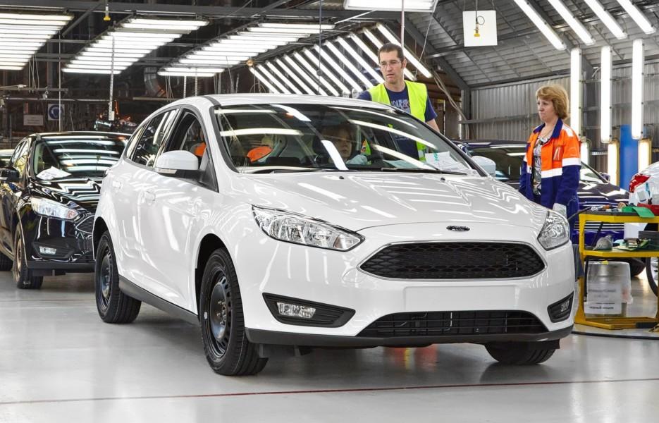 Рабочие российских заводов Ford предлагают снизить цены на Focus