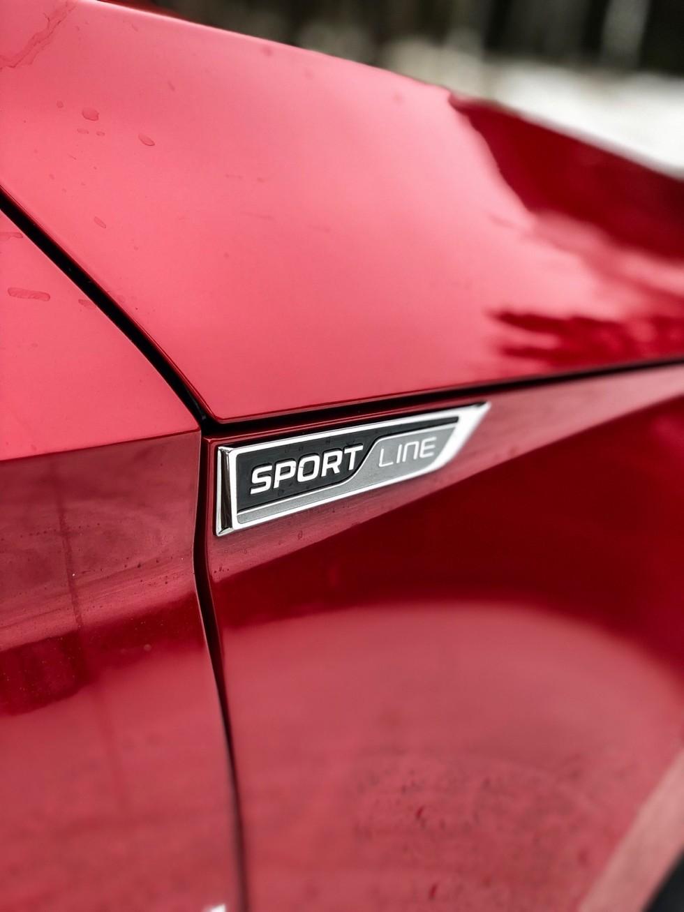 ŠKODA SUPERB 4x4 SportLine : бизнес-седан или Gran Turismo?
