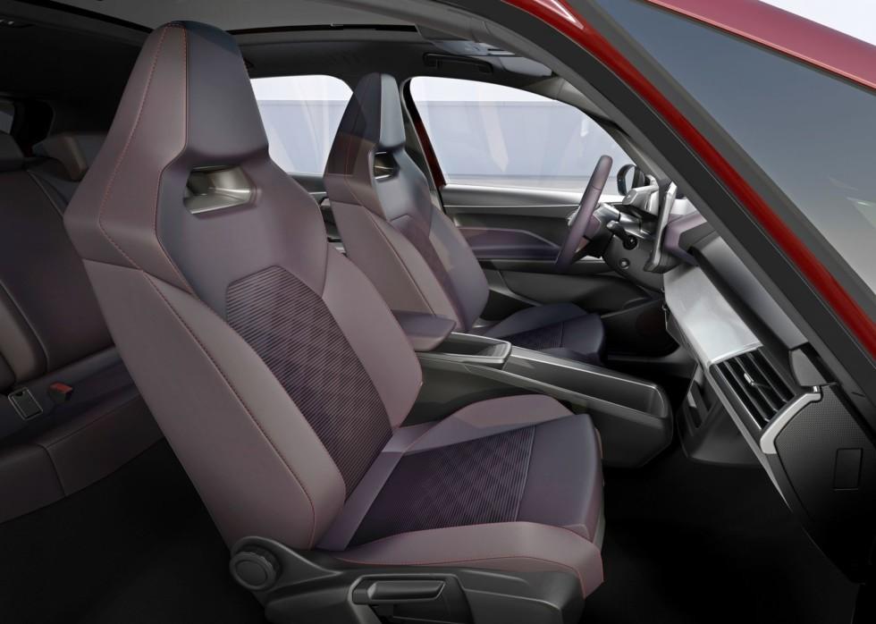 Seat el-Born: бэдж-инжиниринг завтрашнего дня