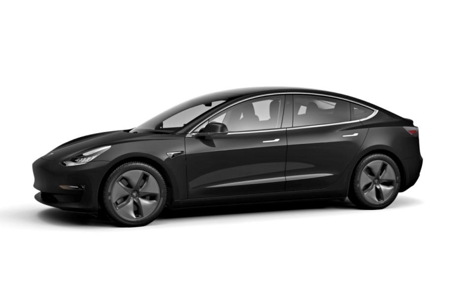 Смотри! Tesla Model 3 2019   Фото, видео, технические характеристики