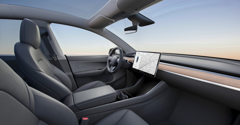 Типа кроссовер: Tesla Model Y представлен официально