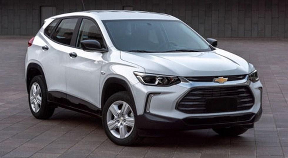 У ещё не представленного нового Chevrolet Tracker появился близнец