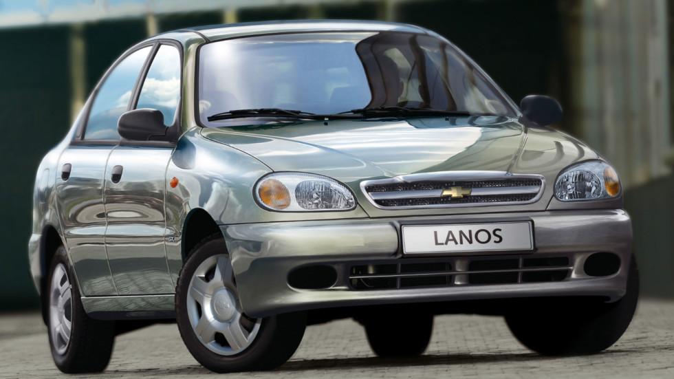 Chevrolet Lanos (T150) '2005–09