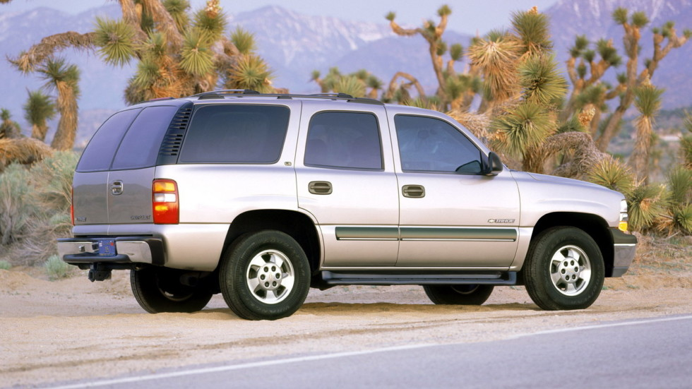 Chevrolet Tahoe (GMT840) '1999–2006