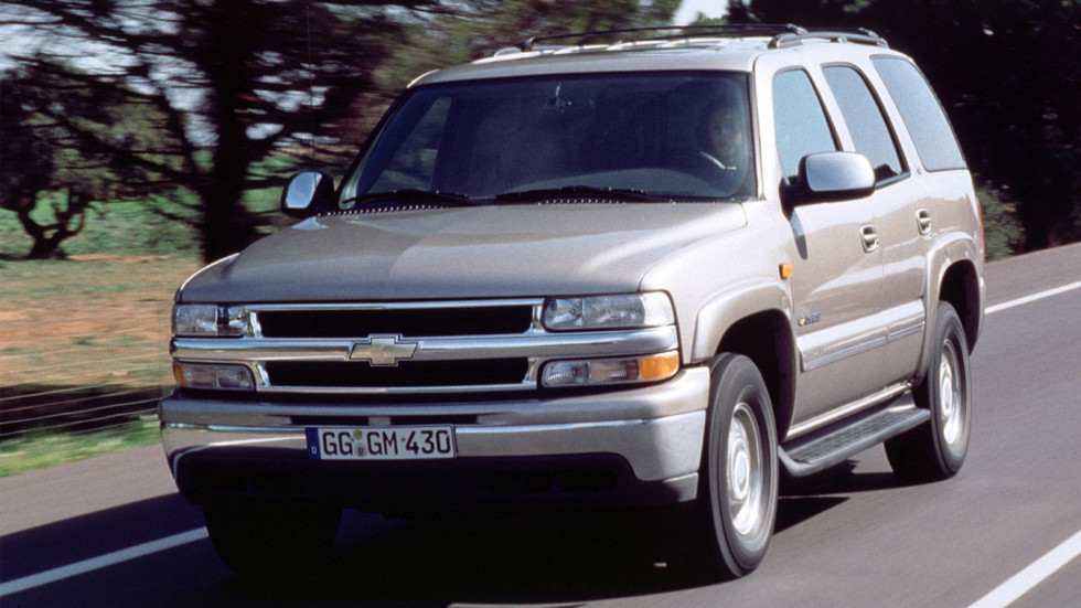 Chevrolet Tahoe (GMT840) '2000–06
