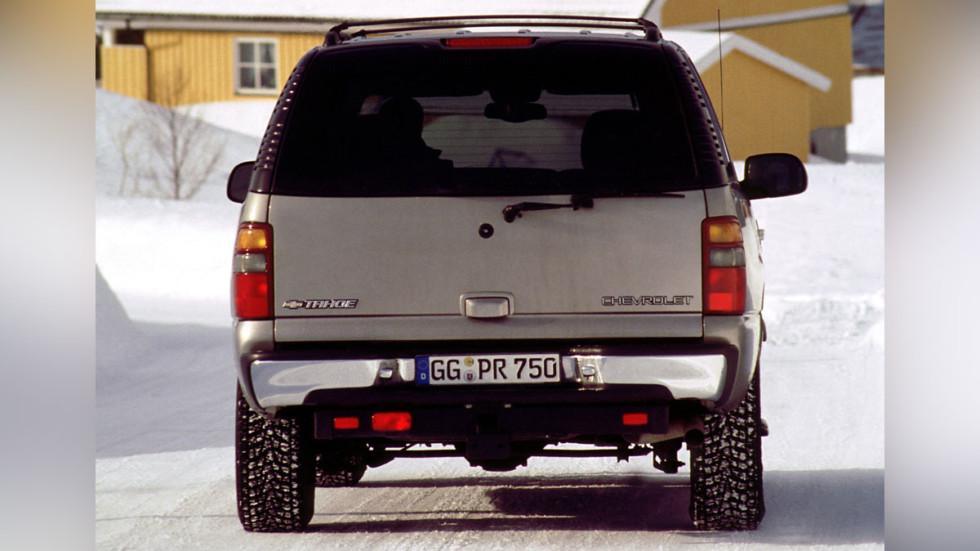 Chevrolet Tahoe (GMT840) '2000–06