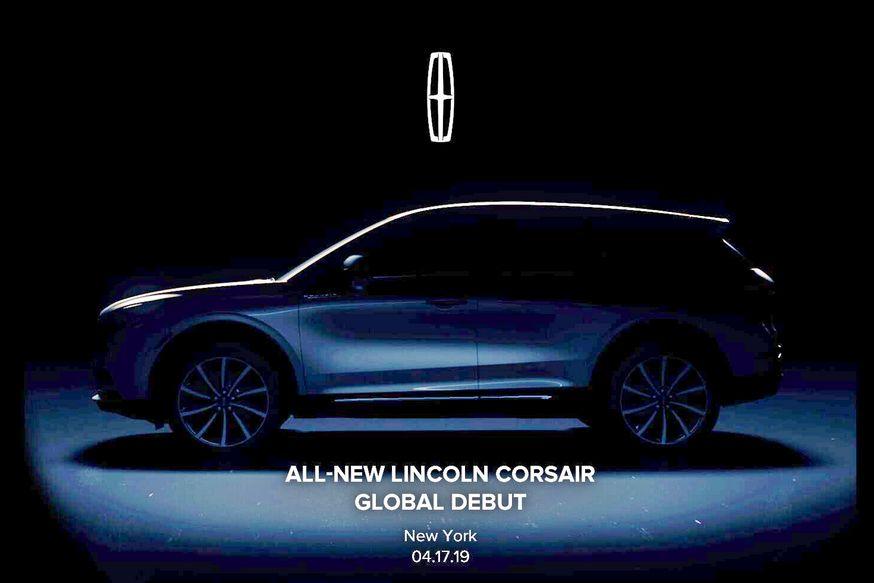Lincoln Corsair: родственник новой Ford Kuga, которая до РФ не доберется