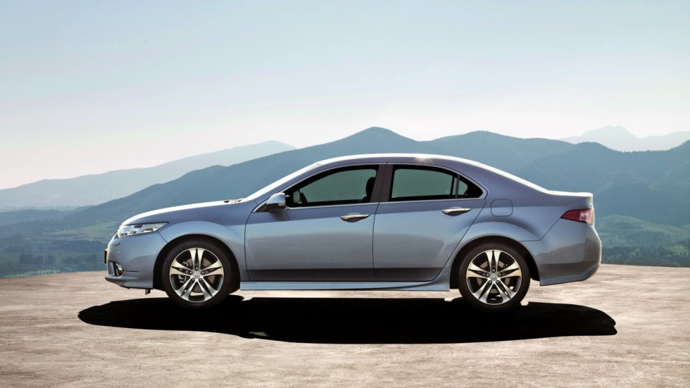 Honda Accord Type-S Sedan (CU) '2011–15