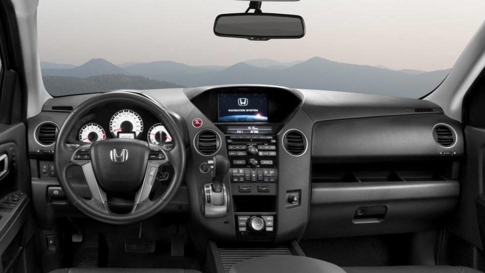 Honda Pilot '2011–15