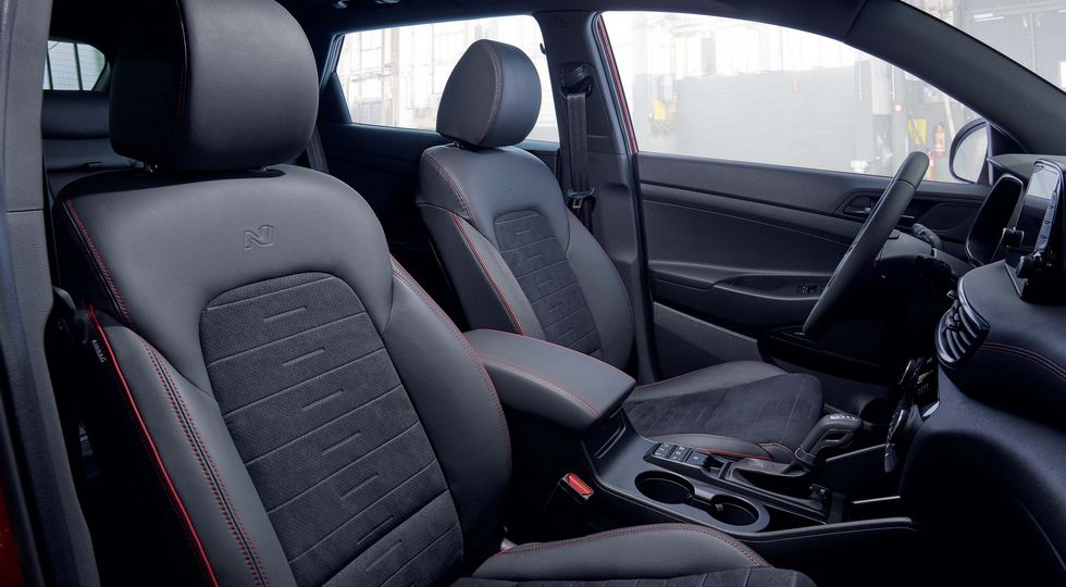 Hyundai Tucson «под спорт»: с моторами от базовой модели, но грядет и полноценная «злая» версия