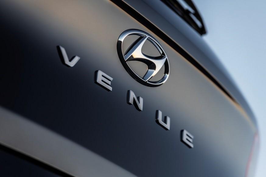 Hyundai Venue: новый кроссовер, который будет дешевле Creta