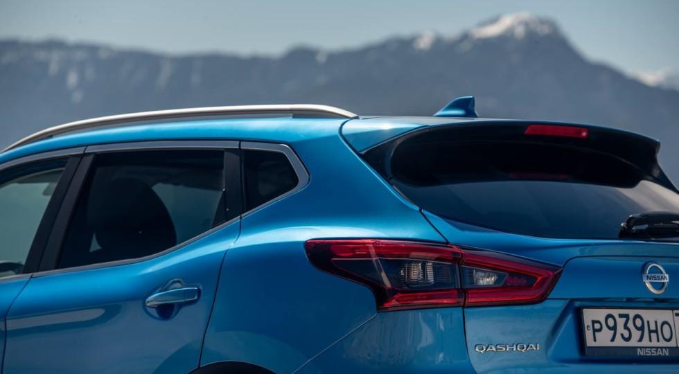 Размягчённый, ужесточённый, нетронутый: первый тест-драйв нового Nissan Qashqai