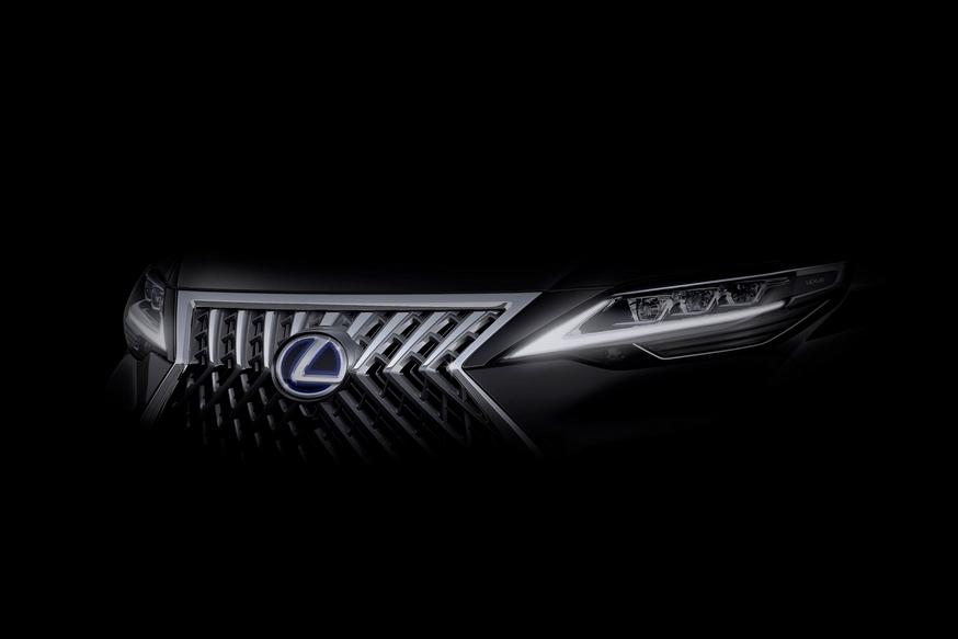 Lexus интригует новой моделью. Неужели минивэн?