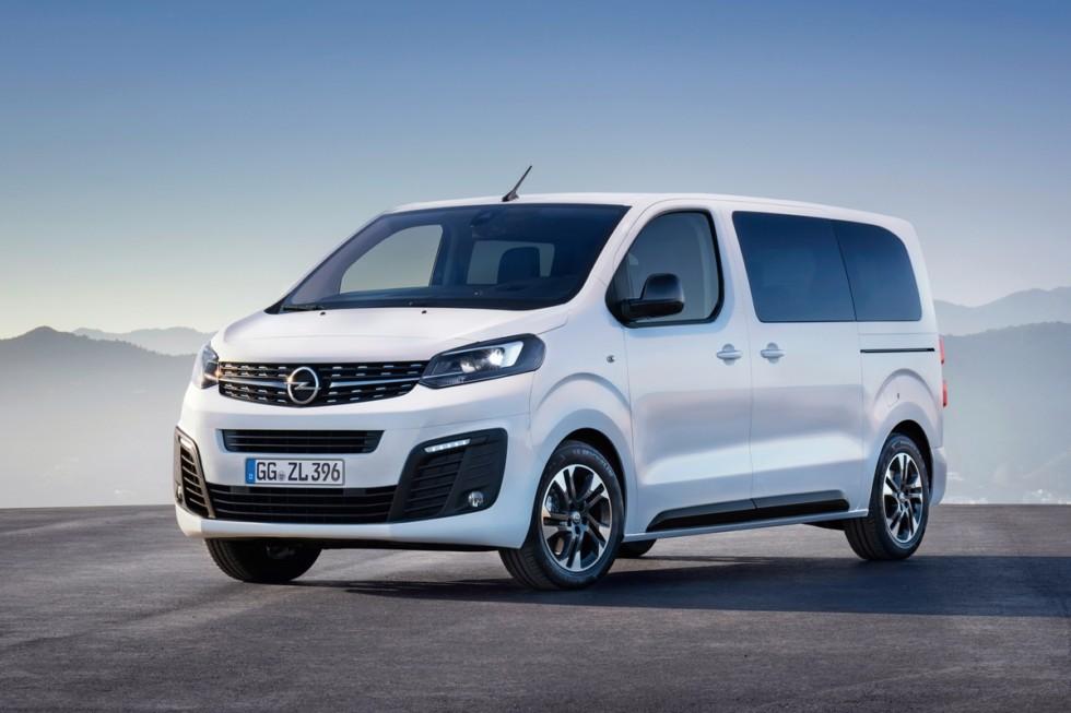 Такой большой Opel Zafira ещё никогда не была. Смогут ли в Калуге увеличить выпуск за счёт переодевания Peugeot Traveller в немецкие одежды?