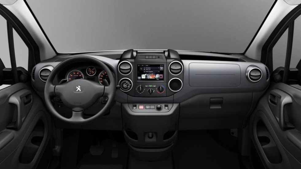 Peugeot Partner Van '2015–н.в.