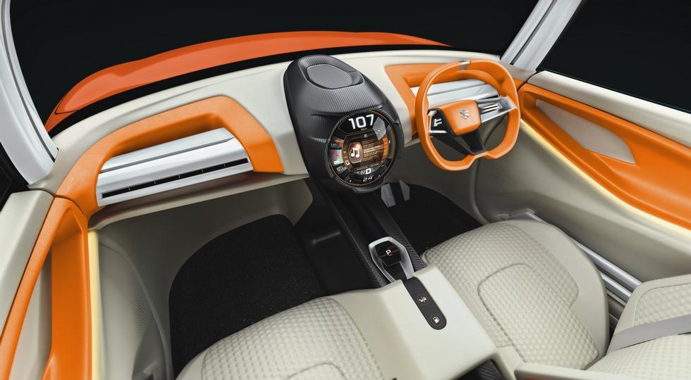 Маленький паркетник Suzuki придет на смену хэтчу за 250 000 рублей