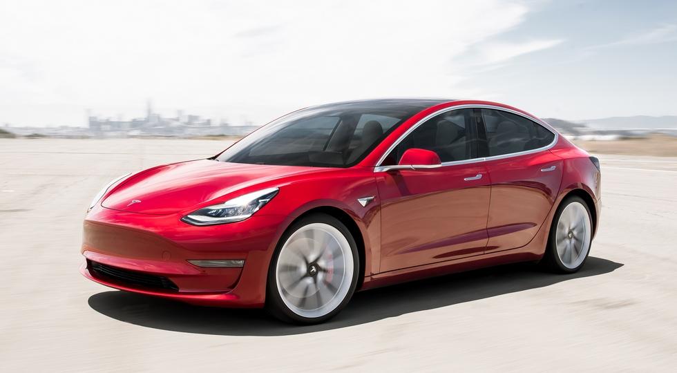 «Бюджетный» кроссовер Tesla Model Y:  Маск обещает цену чуть выше, чем у родственной «тройки»