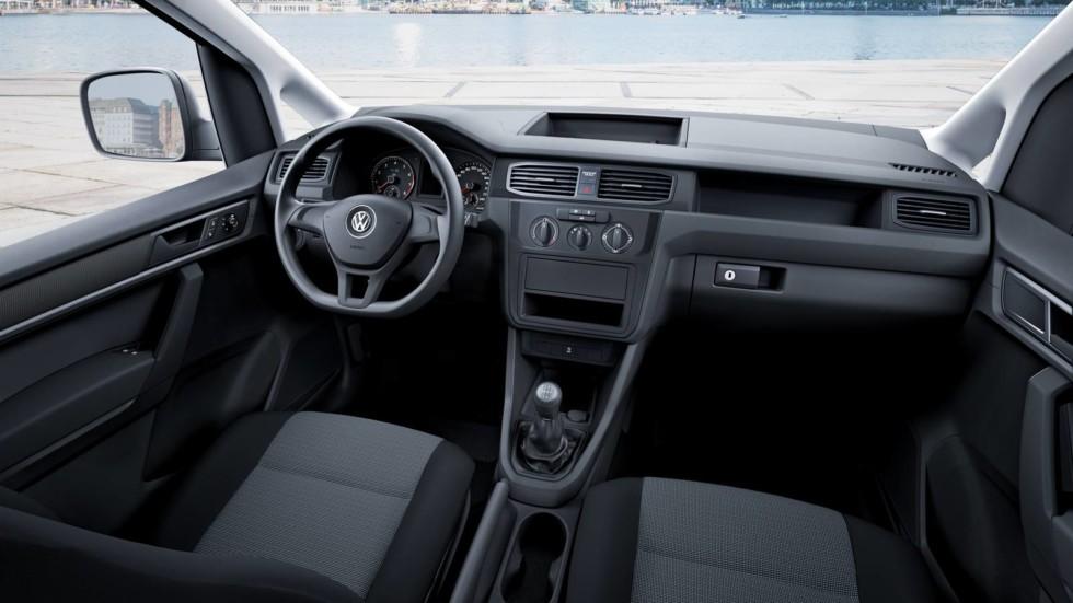 Volkswagen Caddy Kasten '2015–н.в.