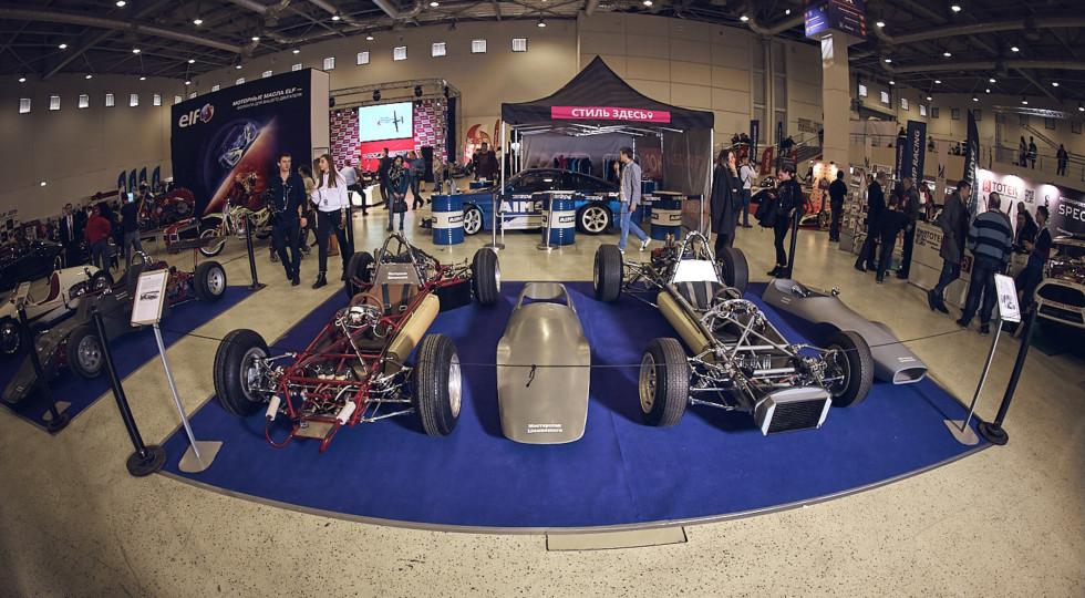 Выставка Motorsport Expo 2019 прошла на высоких скоростях!