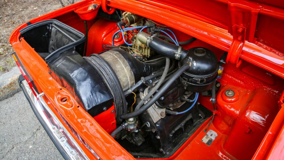 Теперь ты видел всё: тест-драйв редчайшего пикапа ЗАЗ-968МП
