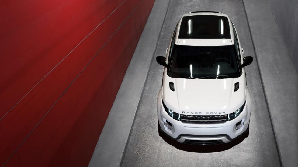 Range Rover Evoque Coupe Dynamic '2011–15